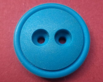 10 buttons blue 23mm (3879) button