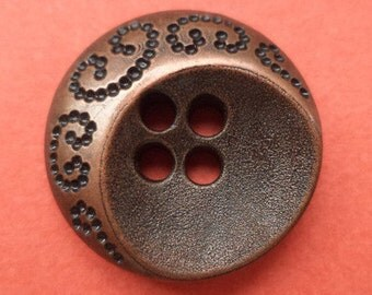 12 buttons bronze 18mm (6175) button
