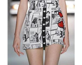 Skirt: those wonderful years... I love it!