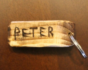 Personalized Key ID Label Tag