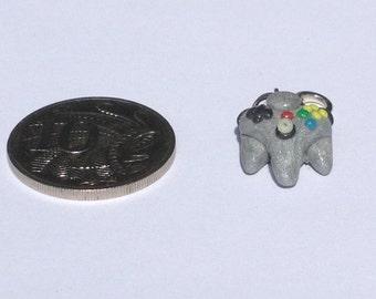 Nintendo 64 Grey Controller Charm