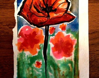 Custom Watercolor Painting of Your Choice