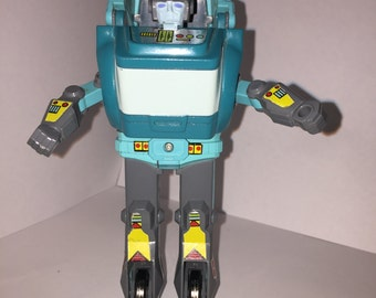 Kup METAL 1986 Vintage Hasbro G1 Transformers Action Figure