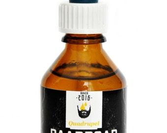 BAARDSAP QUAD 1 X 30 ml (beard oil/beardoil)