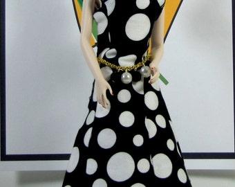 Polka Dot Mod for Silkstone, Monsieur Z and Fashion Royalty Dolls