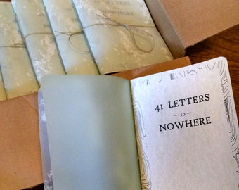 41 Letters to Nowhere
