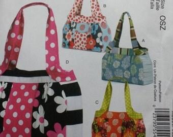 McCalls 6335 Bag Sewing Pattern