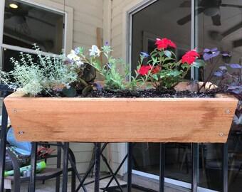 Cedar Planter Box - Small