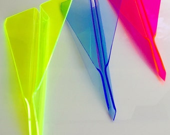 Small Acrylic (Paper) Airplane