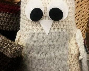Little Owl Doorstop