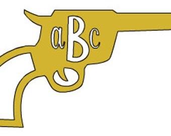 Revolver Monogram