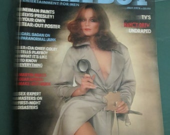 Vintage Playboy July 1978 Magazine