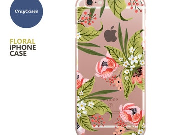 Floral iPhone 6s Case, Floral iPhone 7 Plus Case Floral iPhone 6 Case Floral iPhone 6 Plus Case (Shipped From UK)