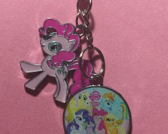 My Little Pony Zipper Pull