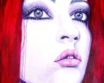 Greetings cards, Art cards, Figurative art cards.