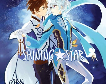 Tales of Zestiria Fanbook #1: SHINING STAR