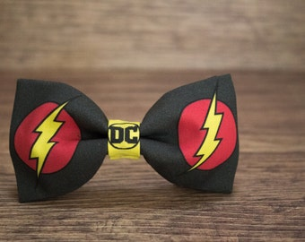 DC The Flash Bow tie