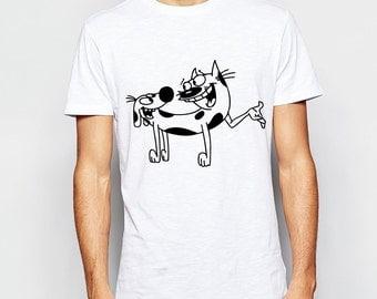 CatDog - cats - dogs - Kids TV Show - T Shirt