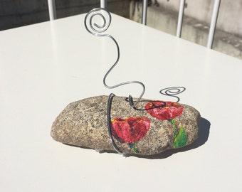 Tulip Rock Photo Holder