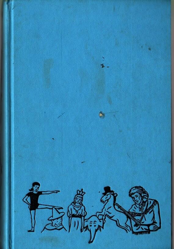 Favorite Stories Old and New Revised Ed - Margaret Wise Brown, Seuss, Ingalls Wilder, Grimm, Dickens - Kurt Wiese - 1955 - Vintage Kids Book