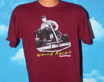 Official Trailer Park Boys Bubbles Wanna Race? Medium Tshirt