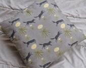 Dandelion Dogs Pillow