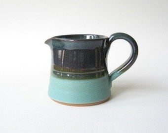 Pottery Creamer 1 Cup