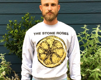 Stone Roses Lemon Grey Sweatshirt