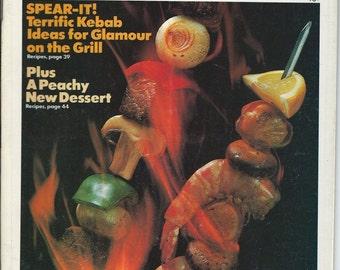 Bon Appetit Magazine August 1977