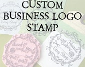 Custom Stamp, Custom Hand Carved Rubber Stamp, Personalized, Custom Logo Stamp