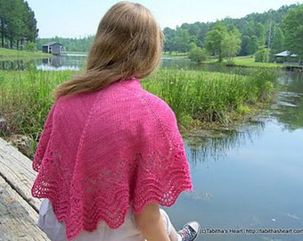 Knitting Pattern - Gulf Breezes