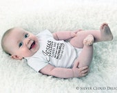 Jesus Loves Me Baby Bodysuit - Baby Fashion Graphic Shirts - Jesus Loves Me Creepers
