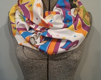 Hunchback of Notre Dame Infinity Scarf