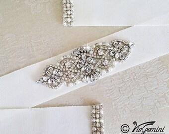 Dress Sash Belt, Luxury Crystal Bridal Sash, Rhinestone Sash Bridal, Bridal Sash, Wedding dress sash, Wedding Sash