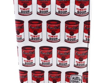 A5 Journal - Andy Warhol's Campbell's Soup Cans