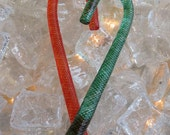 Glass Candy Canes, Set of...