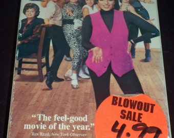 Stepping Out Vhs Liza Minnelli
