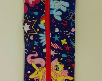My Little Pony Pencil Pouch with Elastic