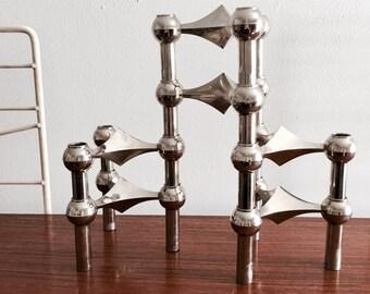 Vintage Nagel Germany Candle Holders Sticks 6