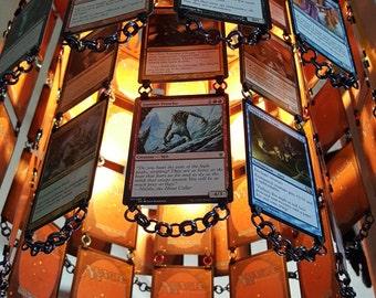 5 Color MTG Hanging Chandelier