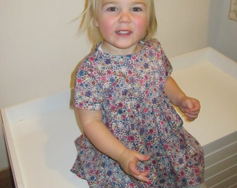 Special price  40 dollars!! Beautiful liberty dress to suit a 2 year old little girl