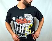 Vintage 90s Dick Tracy Tee Shirt Tshirt