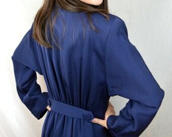 Vintage 1950s Pleated Beautiful Coat - Best's Apparel Seattle