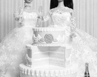 Let's Get Married Gals! Fine Art Photograph