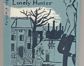 Original artwork on wood: Carson McCullers' The Heart is a Lonely Hunter