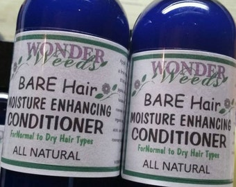 NEW! All Natural Hair Conditioner, Organic Oils, Babassu Butter