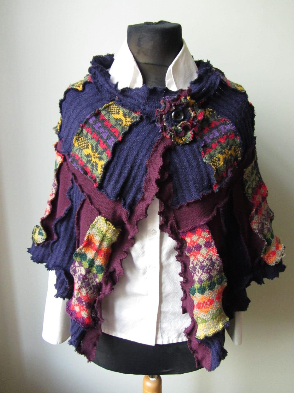 Upcycled sweater | Etsy