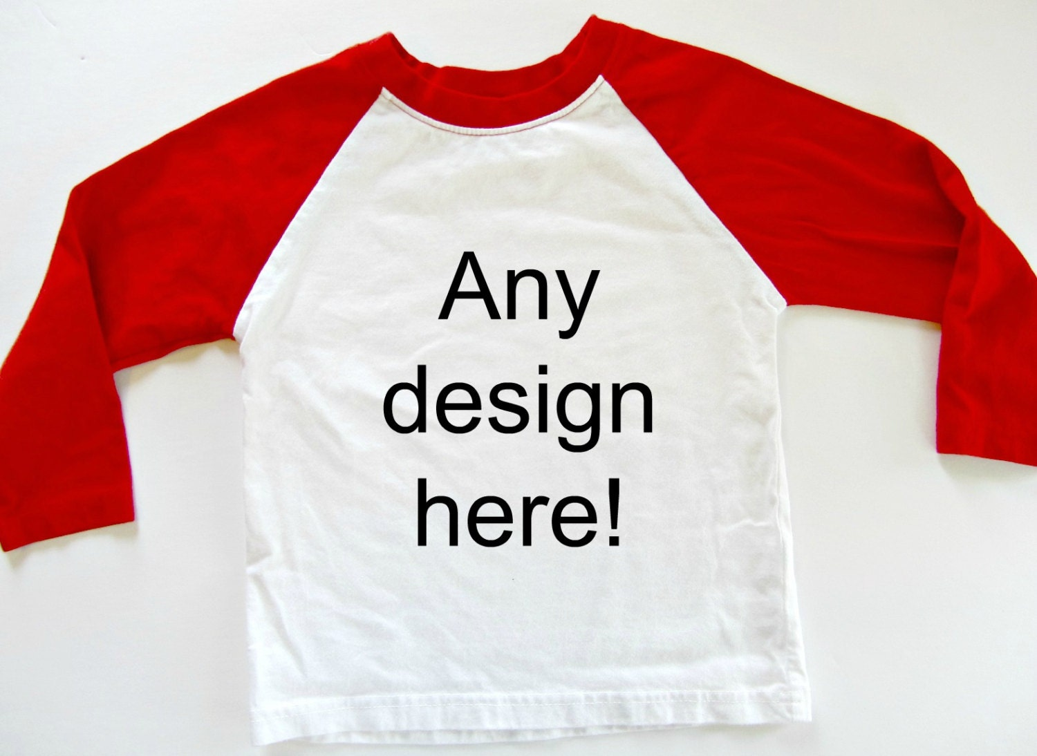 Custom shirts baseball tee for toddlers custom raglan shirt Designer baseball shirts