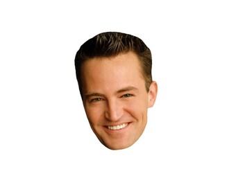 Chandler Bing Babe Magnet
