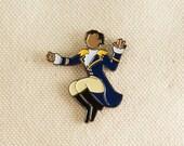 Hamilton Lafayette Soft Enamel Pin - Jewelry - Birthday Gift